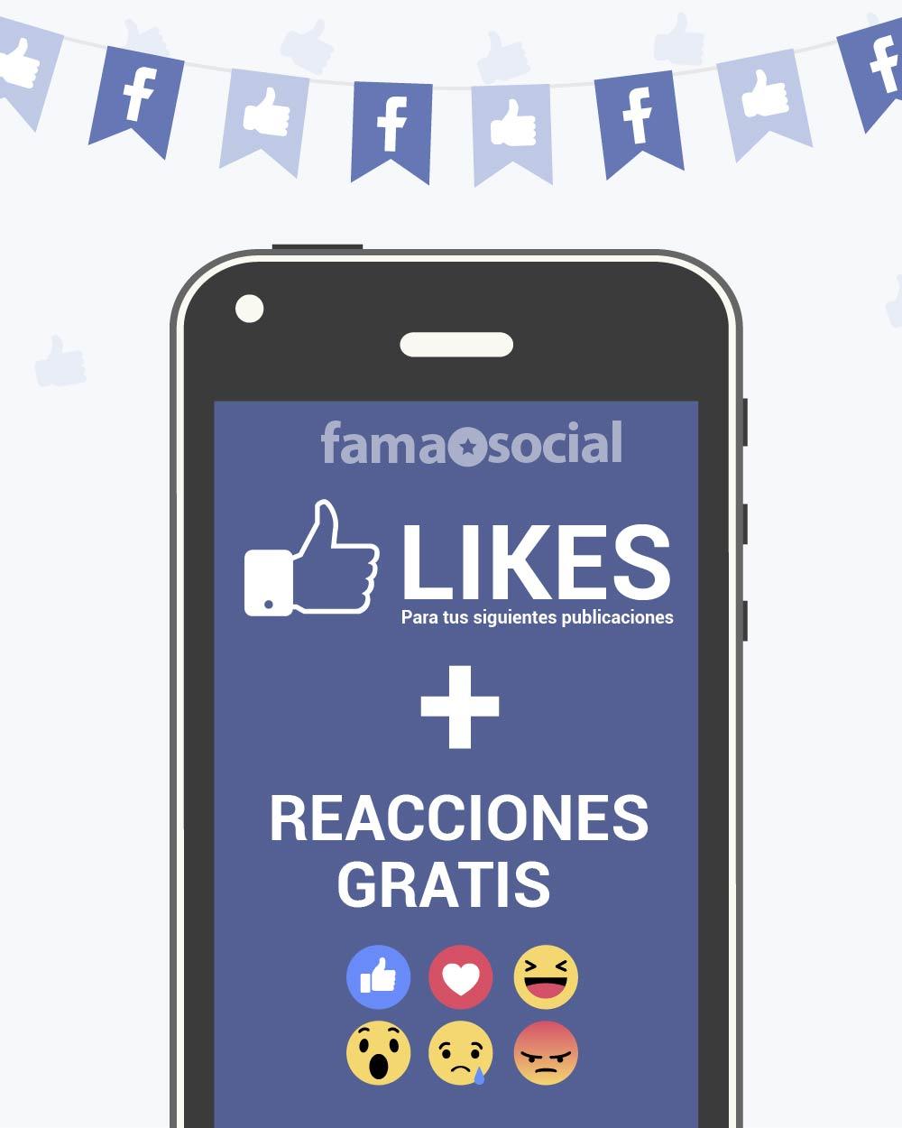 Likes para Facebook