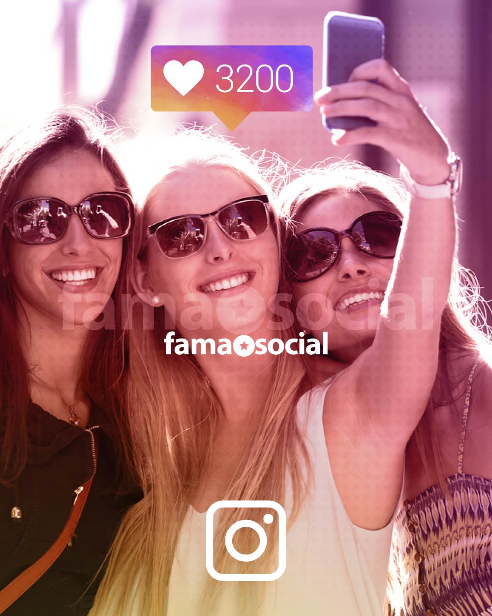 3200 likes para tus fotos ya cargadas en instagram