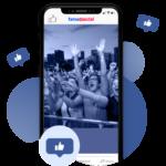 Fans Latinos Reales Premium para Páginas de Facebook