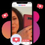 Plan Mensual Lite - Likes Automáticos latinos para 40 publicaciones en Instagram + Plays