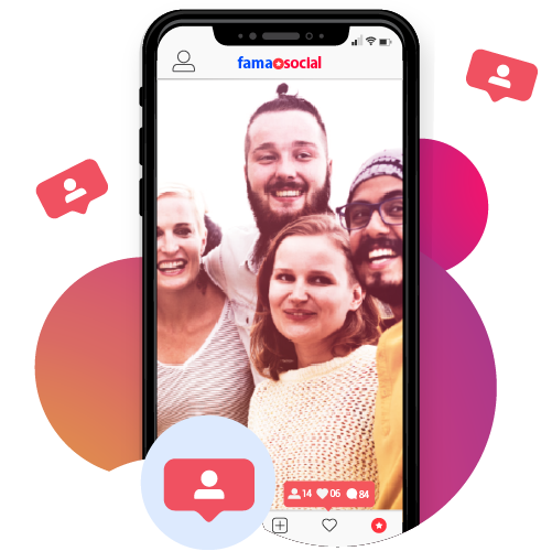 Seguidores mundiales Instagram