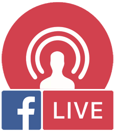 Visitas para Facebook live